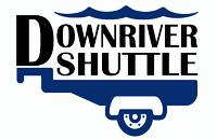 Downriver Shuttle Logo